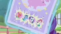 The Ponytones flyer S4E14