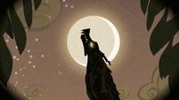 Timberwolf howling S2E12