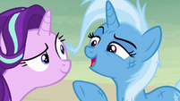 Trixie -world-famous chant of friendship- S8E19