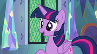"""Twilight """"I want this present to say"""" S7E1"""