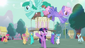 "Twilight ""morning in Ponyville shines"" S03E13.png"