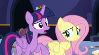 Twilight -I know you have to plan the friendship party- S5E11
