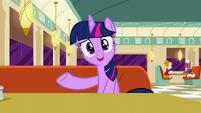 Twilight Sparkle --a pretty big deal-- S6E9