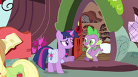 Twilight you can do S3E11