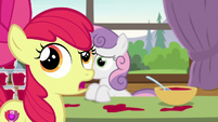 "Apple Bloom ""until that Rumble came"" S7E21"