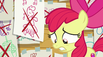 Apple Bloom --I wasn't very good at it-- S6E4