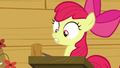 Apple Bloom opens her eyes and look at her friends S6E4.png