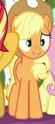 Applejack (EG) Earth Pony ID EGSB