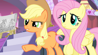 Applejack -Uh, who's Trenderhoof-- S4E13