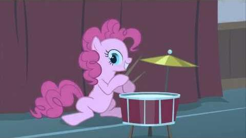 Ba Dum Tss feat. Pinkie Pie
