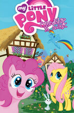 Comic Digest-Size cover