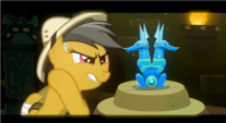 Daring Do being careful S2E16