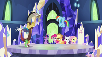 Discord --Princess Twilight learned a valuable lesson-- S5E22