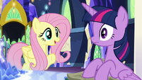 Fluttershy --where are we going--- S5E23
