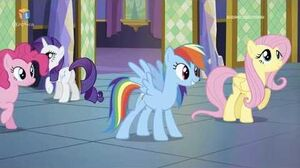 MLP FiM Croatian RTL - ♪Sredimo dvorac repriza♪ (Make This Castle A Home Reprise)