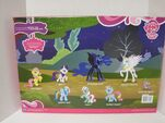 Midnight in Canterlot Pony Collection back of packaging