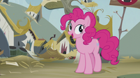 Pinkie -Where's a bakery-- S5E8
