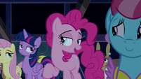 "Pinkie Pie ""shucks, it was nothing"" S6E15"
