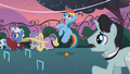 Rainbow Dash cross-eyed S2E09.png