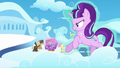 Rainbow in crystal block falling on cloud S5E26.png