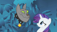 Rarity argh its a dog S01E19