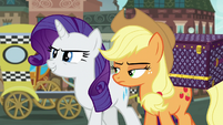 Rarity confident -the search continues- S5E16