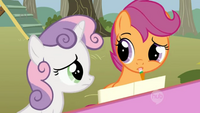 Scootaloo hear that E18-W18
