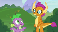 "Spike ""I'm so confused"" S8E24"