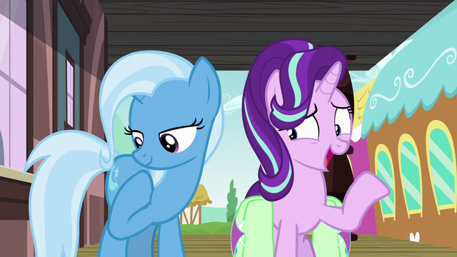 "File:Starlight ""it was supposed to be teacakes"" S7E2.png"