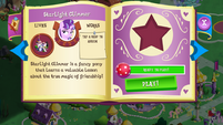 Starlight Glimmer album MLP mobile game