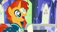 Sunburst -that's exactly what I'll do!- S7E24