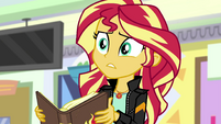 "Sunset Shimmer ""come to... Equestria"" EGS3"