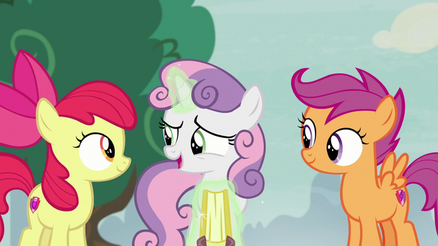"""File:Sweetie Belle """"we'll have to improvise"""" S7E8.png"""
