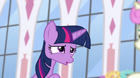 "Twilight ""I certainly wasn't one to the three of you"" S5E12"