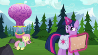 Twilight --after they asked them not to-- S5E23