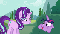 Twilight --how's it going with your new friend--- S6E6