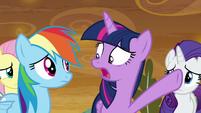 Twilight -against the citizens of Equestria!- S9E2