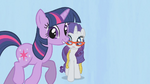 Twilight Sparkle singing S1E14