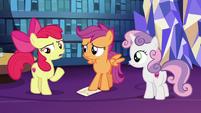 Apple Bloom --like she said she was gonna do-- S6E19
