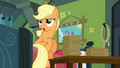 Applejack 'Granny Smith handed me the reins' S3E08.png