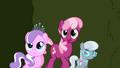 Cheerilee, Diamond Tiara and Silver Spoon S2E01.png
