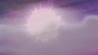 Cloud disappears S4E19