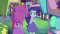 Cotton candy shaped like Pinkie Pie's head EG2.png