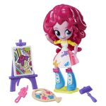 Equestria Girls Minis Pinkie Pie Splashy Art Class Set