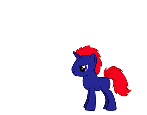 FANMADE Amgnismo's pony