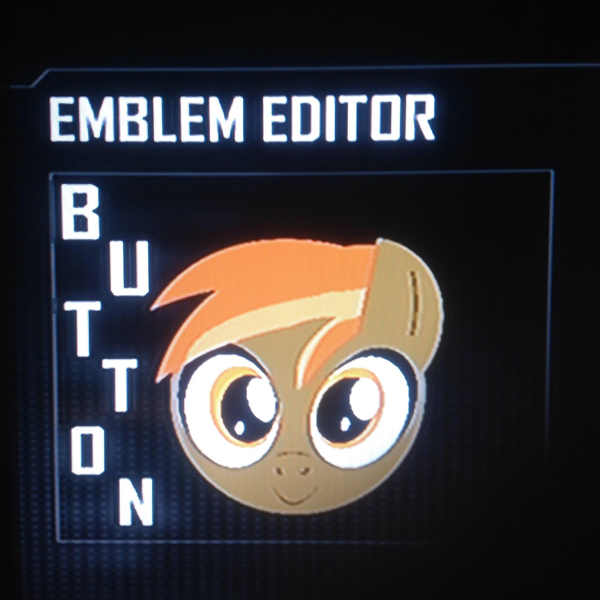 Image fanmade button mash black ops 2 emblemg my little fanmade button mash black ops 2 emblemg biocorpaavc