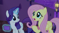 "Fluttershy ""before we go and do it"" S9E17"