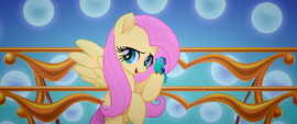 "Fluttershy ""out of control, Pinkie Pie"" MLPTM"