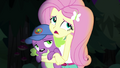 "Fluttershy ""that story got to me"" EG4.png"