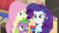 """Fluttershy """"you don't think..."""" EGS2"""